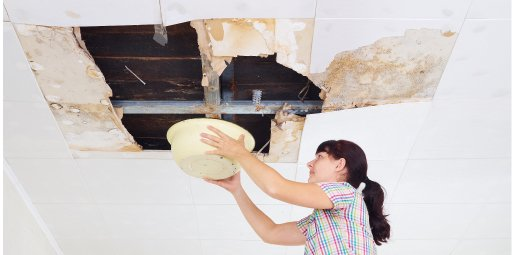 is drywall ruined if it gets wet
