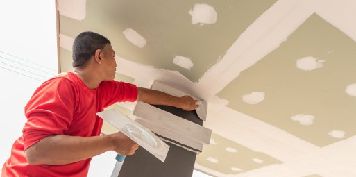 how to replace drywall